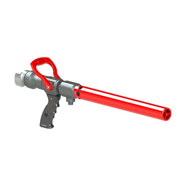 Ствол пожежний ручний з вбудованим пінозмішувачем РОК 60Р