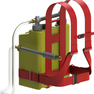 Пожежний ранець POK FIREBUSTER